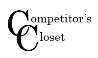 Competitors Closet Logo